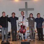 met Gareth Pearson, Andreas Oberg, Michael Fix en Stefan Monkemeyer