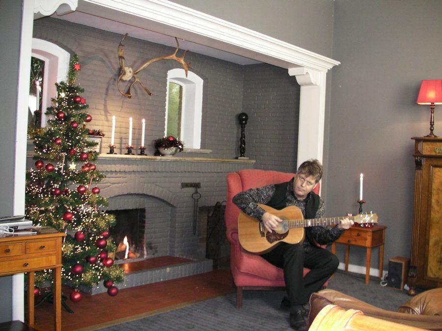 Opnames kerstDVD